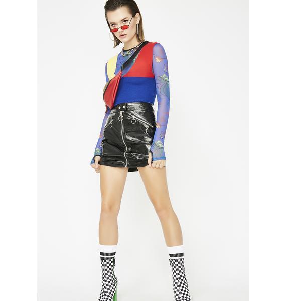 Fundamentals Colorblock Sweater