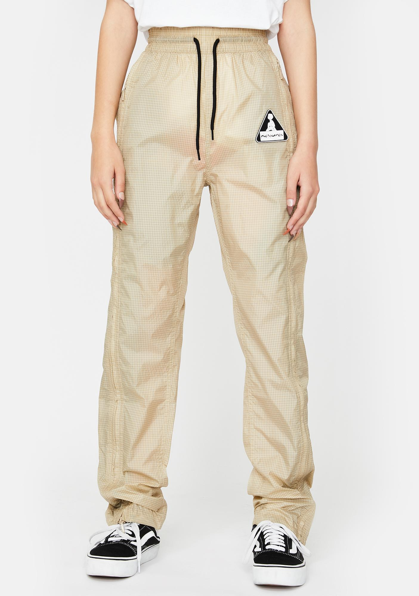 Pleasures Brick Tech Track Pants