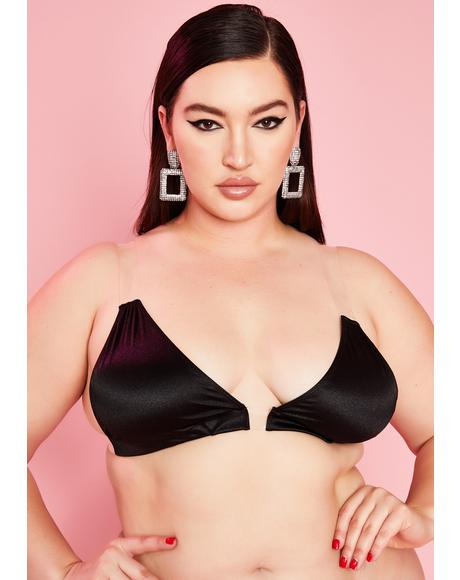 Total Tragic Grand Finale Satin Bra