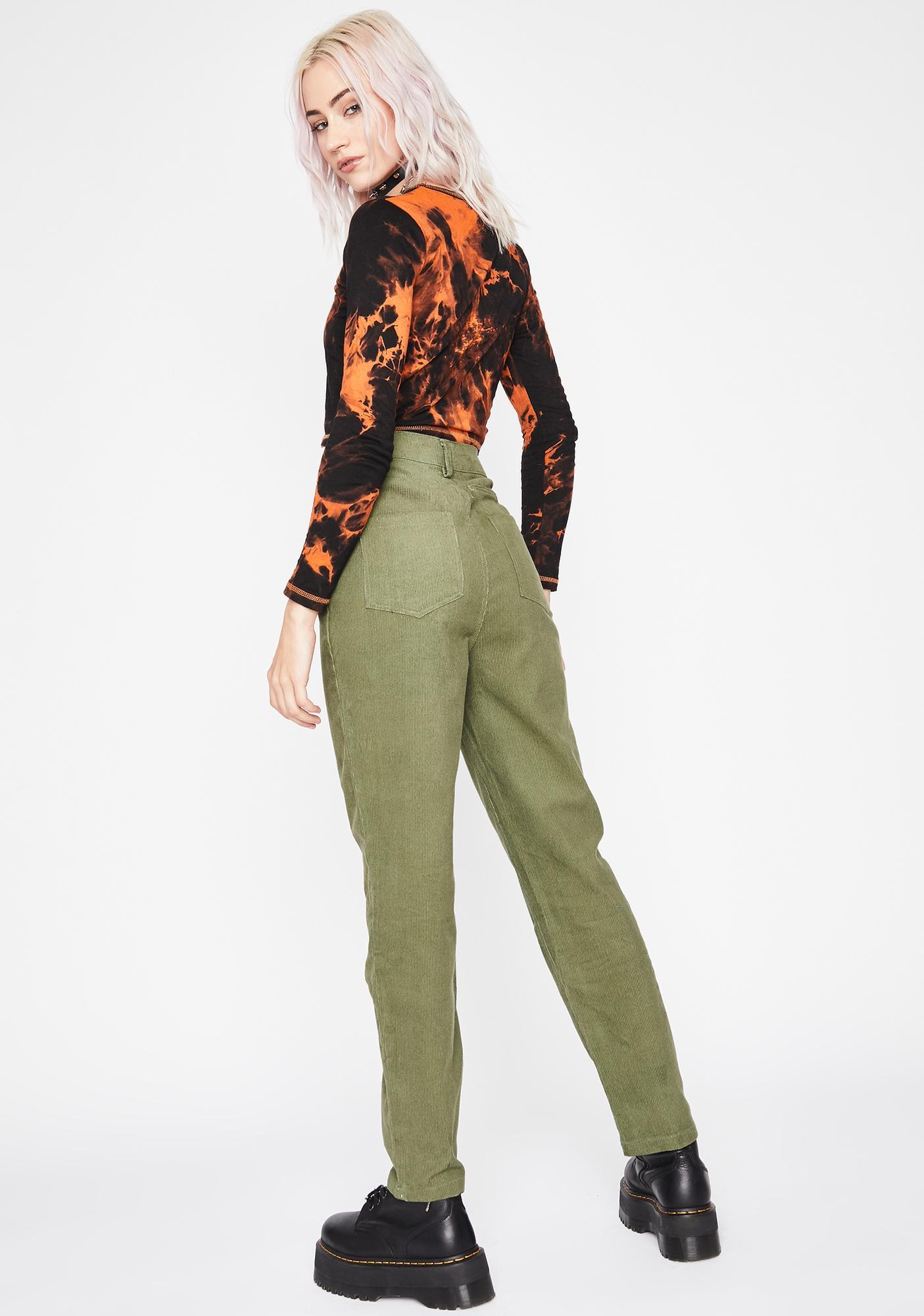 Lone Individual Corduroy Pants