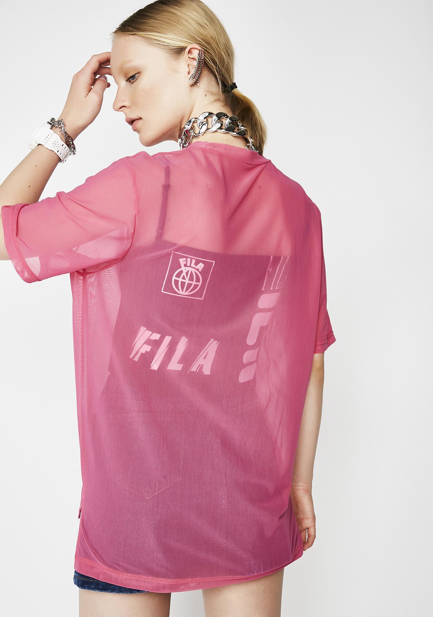 Fila Zen Double Layer Top