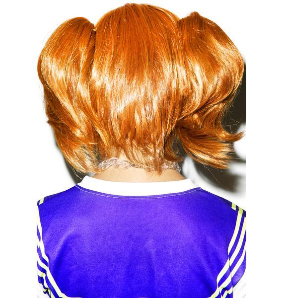 Keiko Pigtail Wig