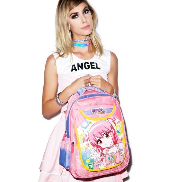 Anime Babe Backpack