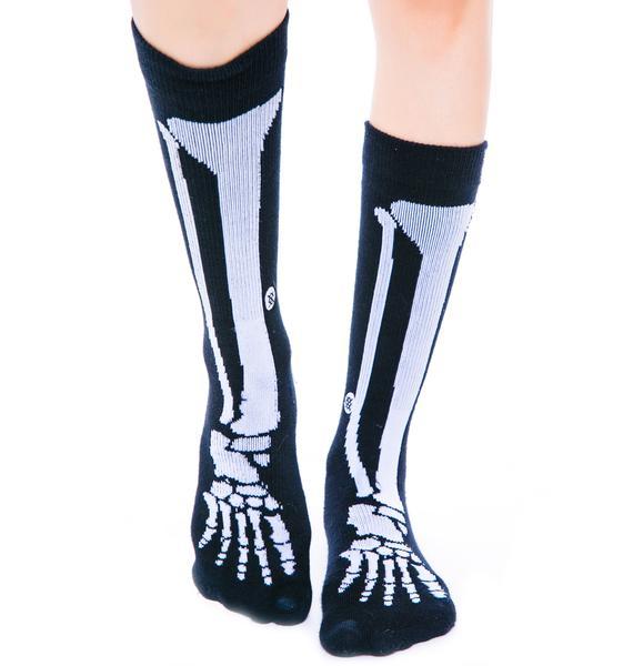 Stance Old Bones Socks