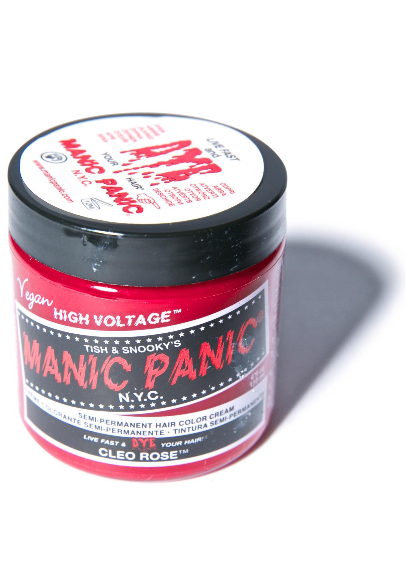 Manic Panic Cleo Rose Classic Hair Dye