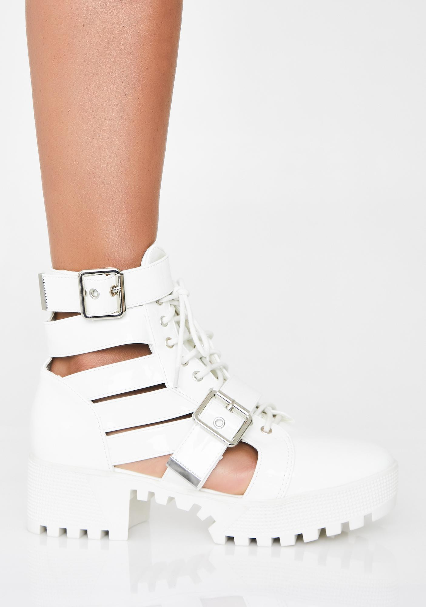 Pure Beyond The Dust Cut-Out Boots