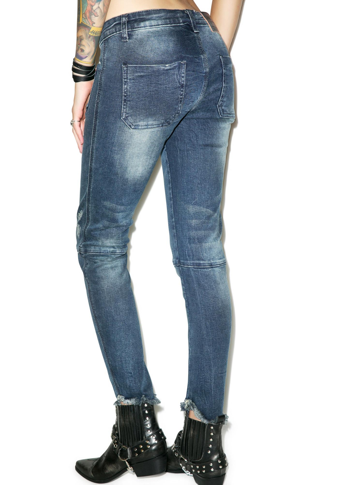 One Teaspoon Royale Bleu Super Duper Jeans