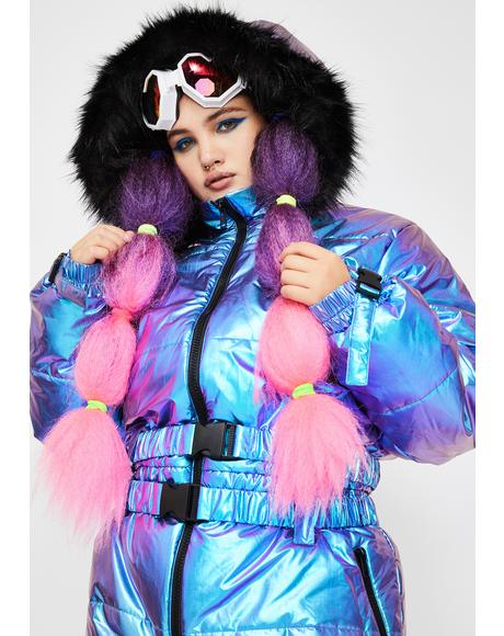 She's Colder Than Your Heart Snowsuit