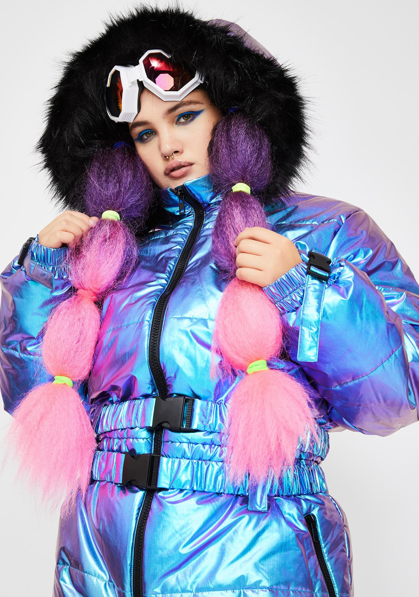Club Exx She's Colder Than Your Heart Snowsuit