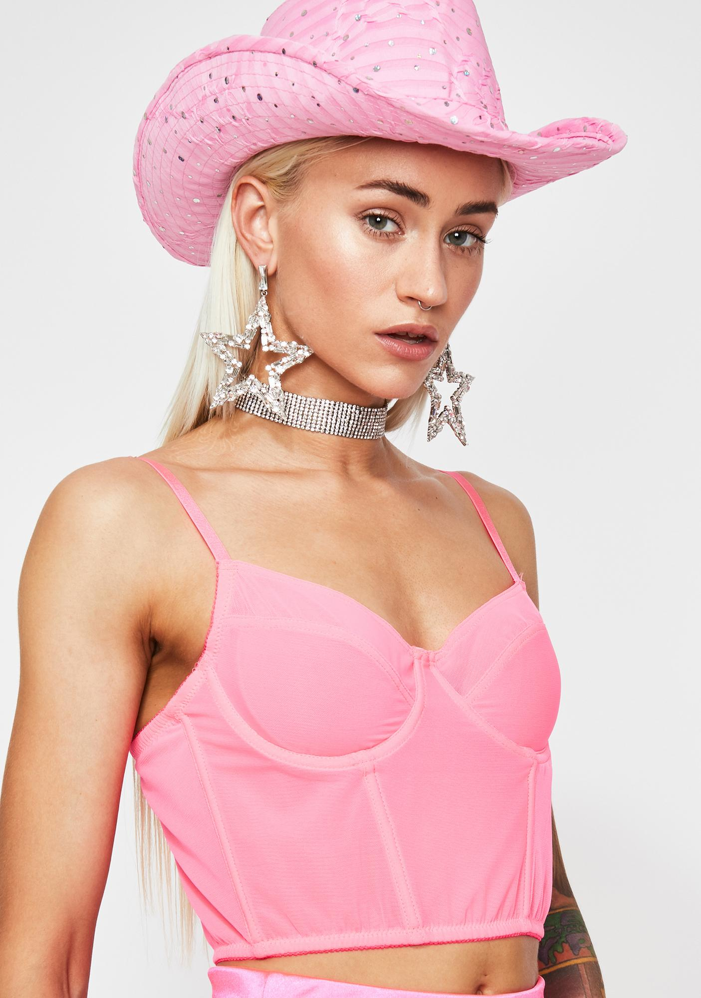 Candy Omega Odyssey Crop Top