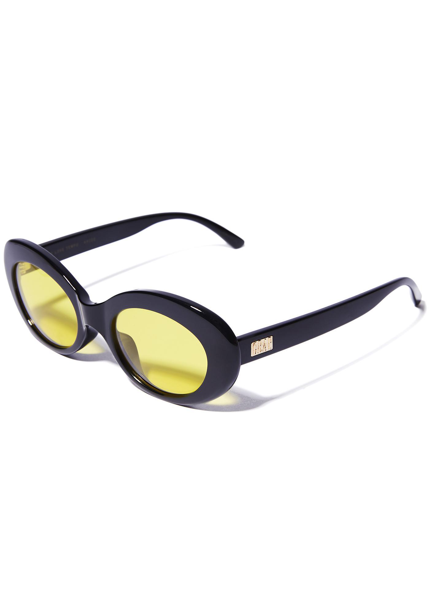 Crap Eyewear Gettin' Jiggy Love Tempo Sunglasses