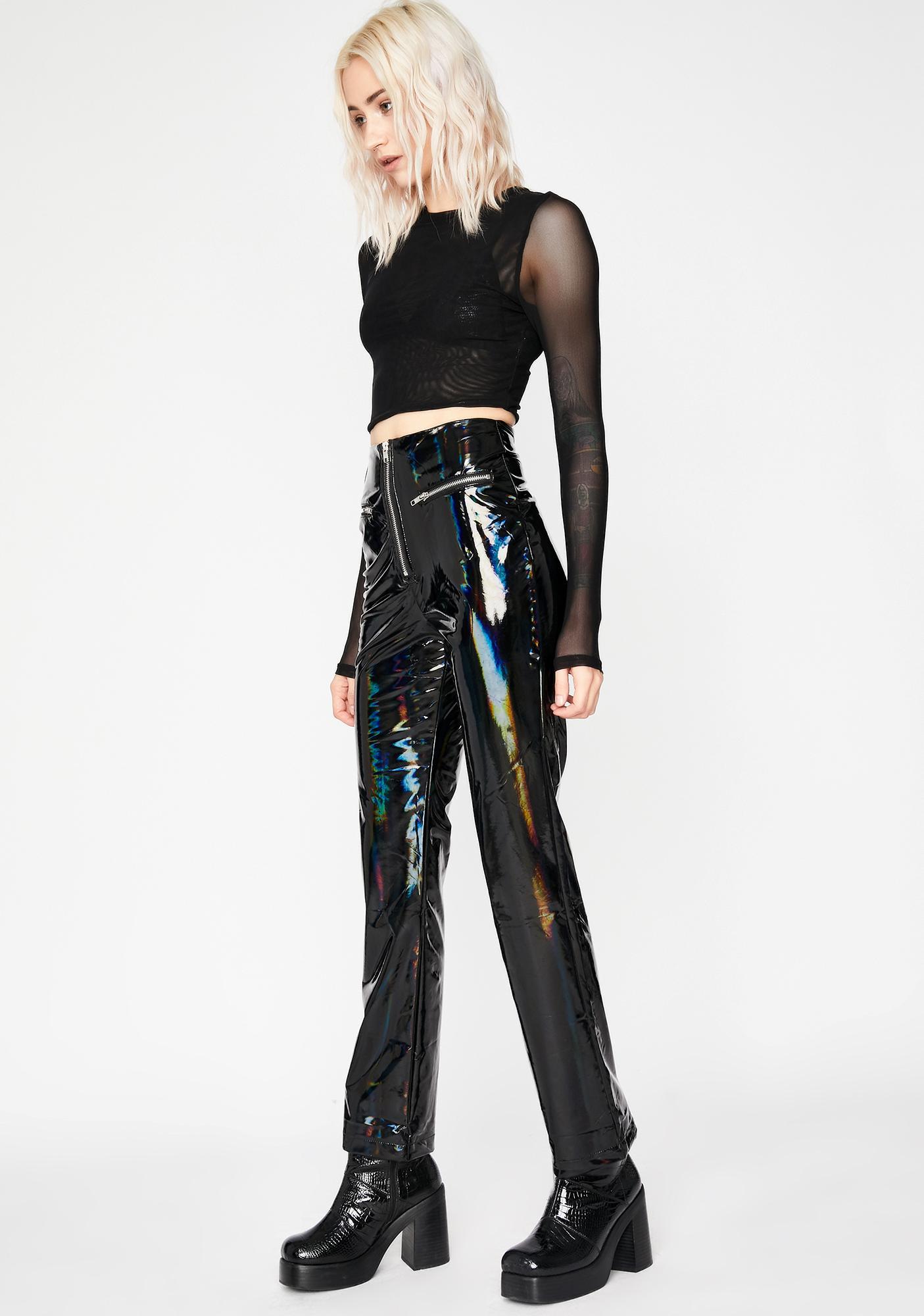 Dark Energy Holographic Pants