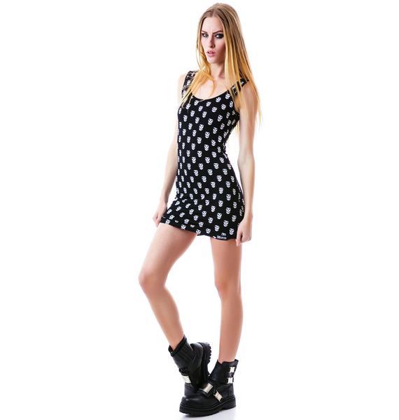 Sourpuss Clothing Misfits Tank Dress