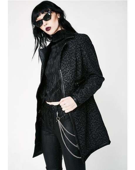 Viv Teddy Girl Coat