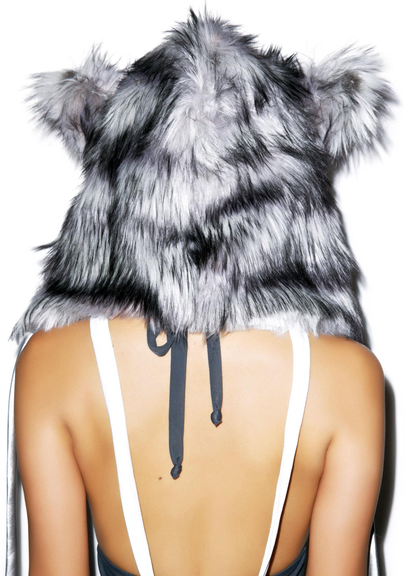 J Valentine Big Bad Wolf Hood