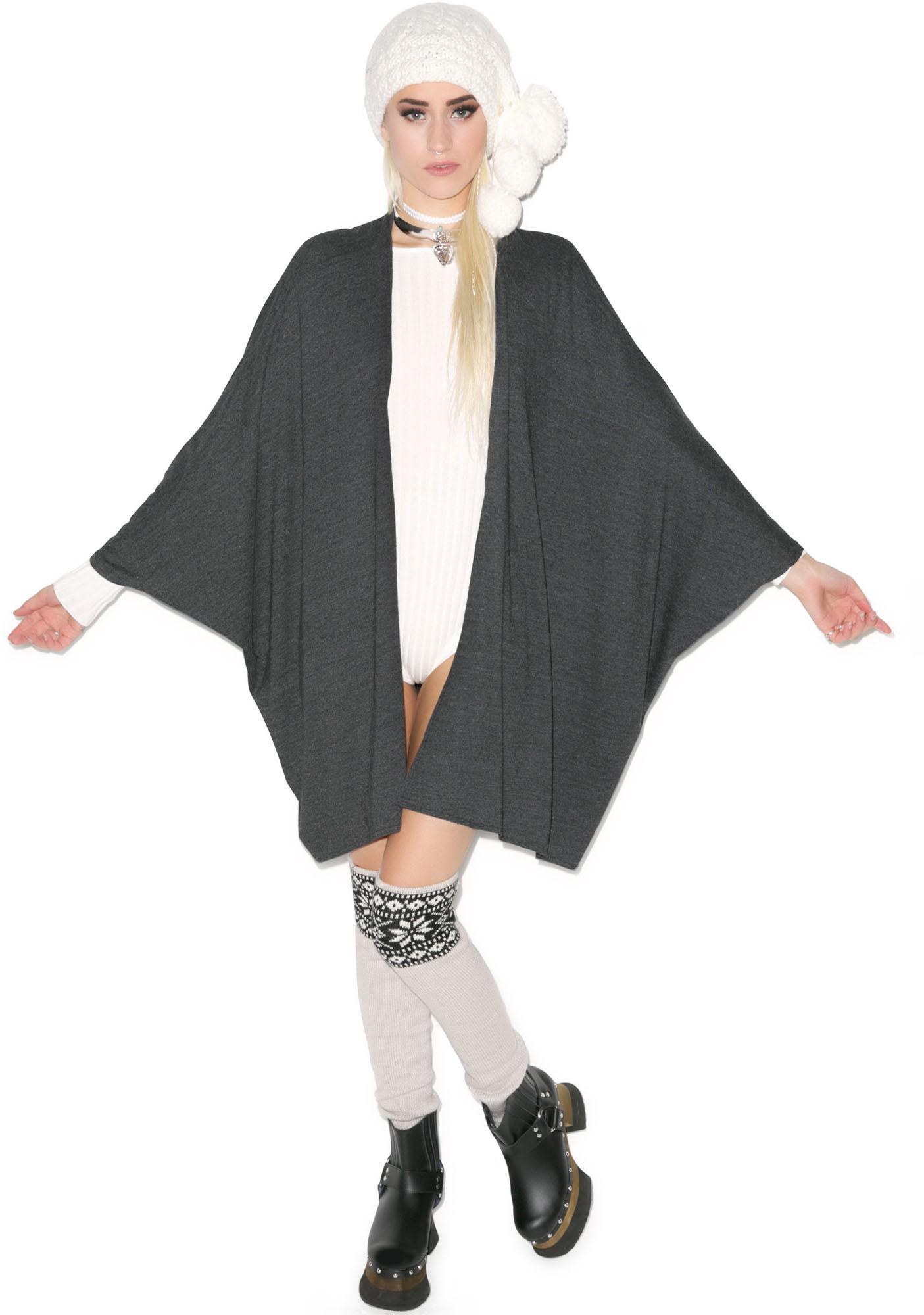 Chaser Oversized Kimono