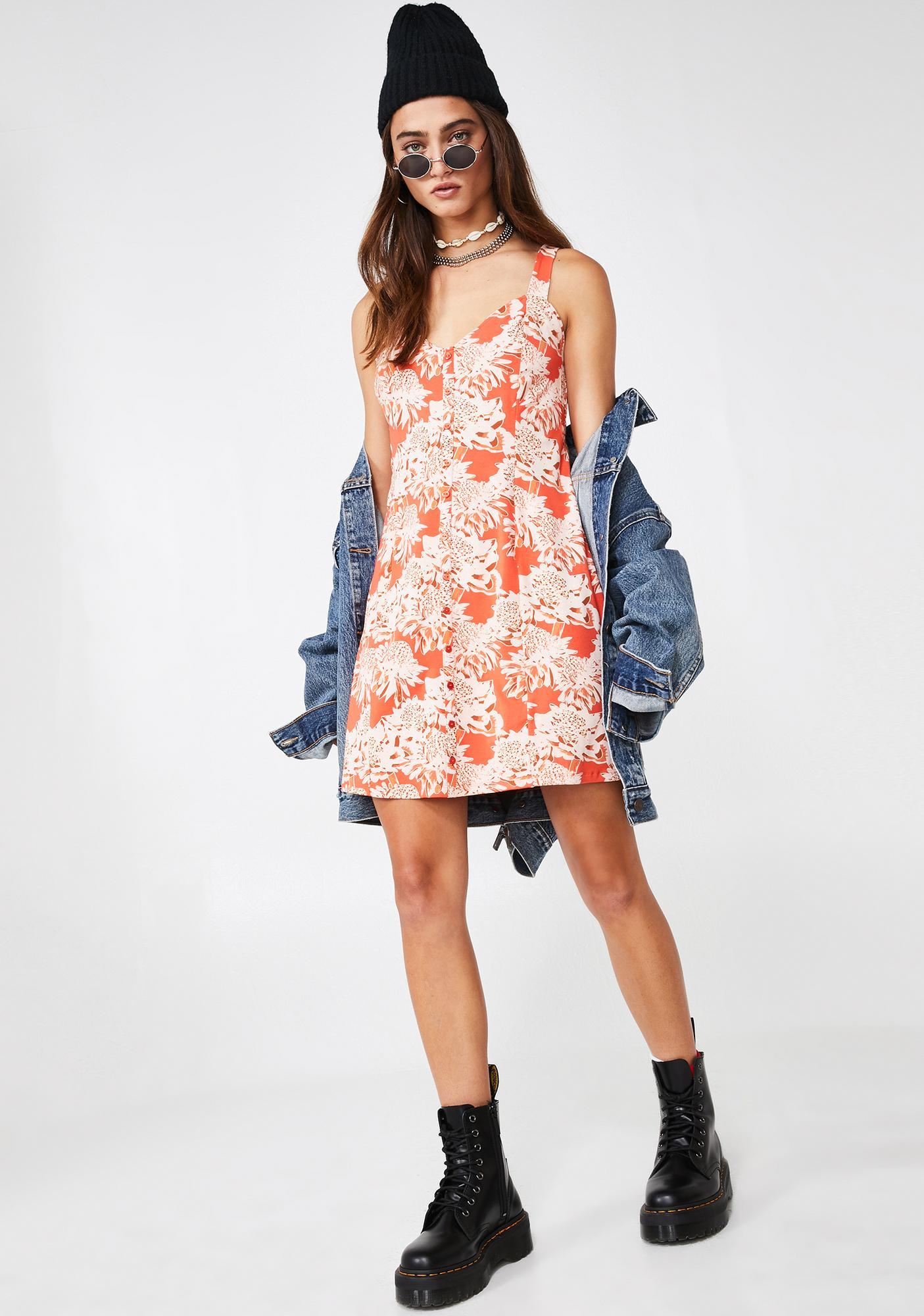 Obey Montrose Dress
