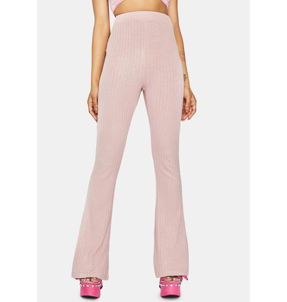 Show Stopping Performance Flare Pants