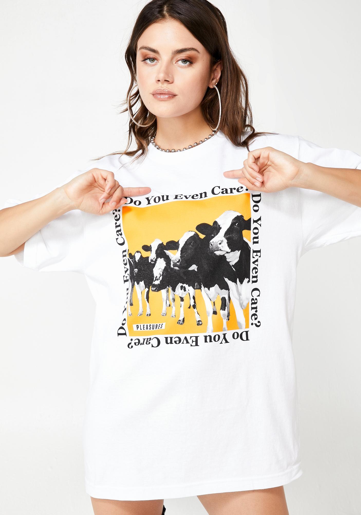Pleasures Milk T-Shirt