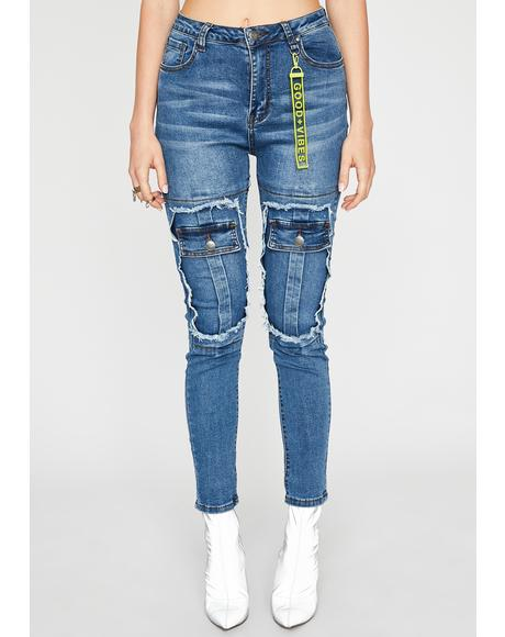 Royal Big Mood Skinny Jeans