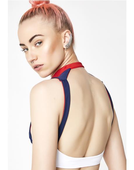 Racer Bikini Top