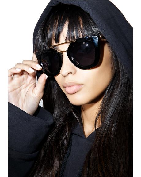 Electricity Sunglasses