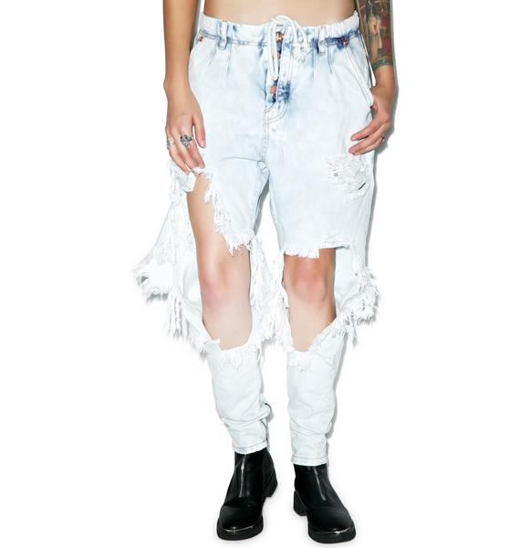 One Teaspoon Anarchy Super Tough Jeans
