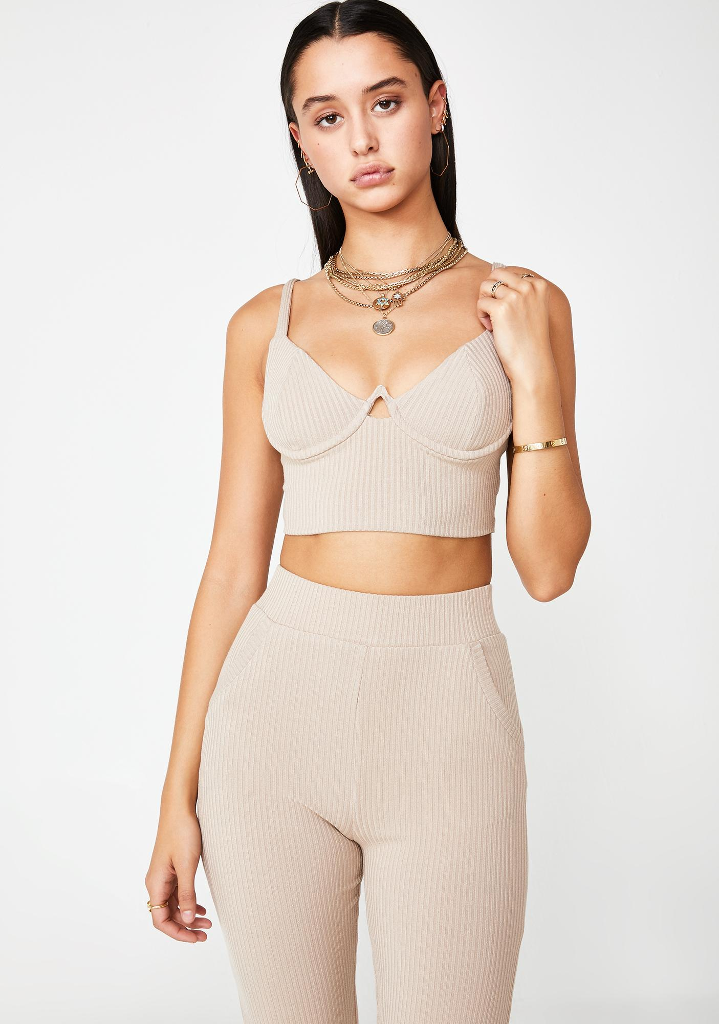Flossin' All Day Ribbed Set