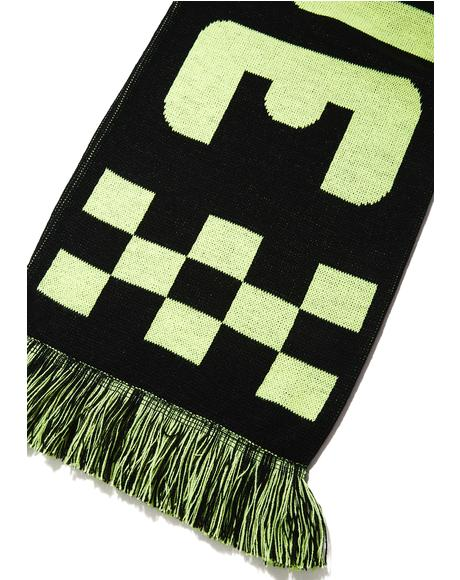 Toxic Rave Scarf