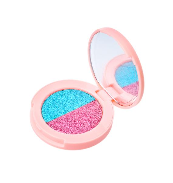 Lime Crime Malibu/Convertible Superfoil Eyeshadow Duo