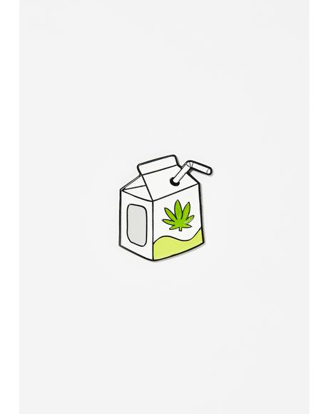 Hemp Milk Pin