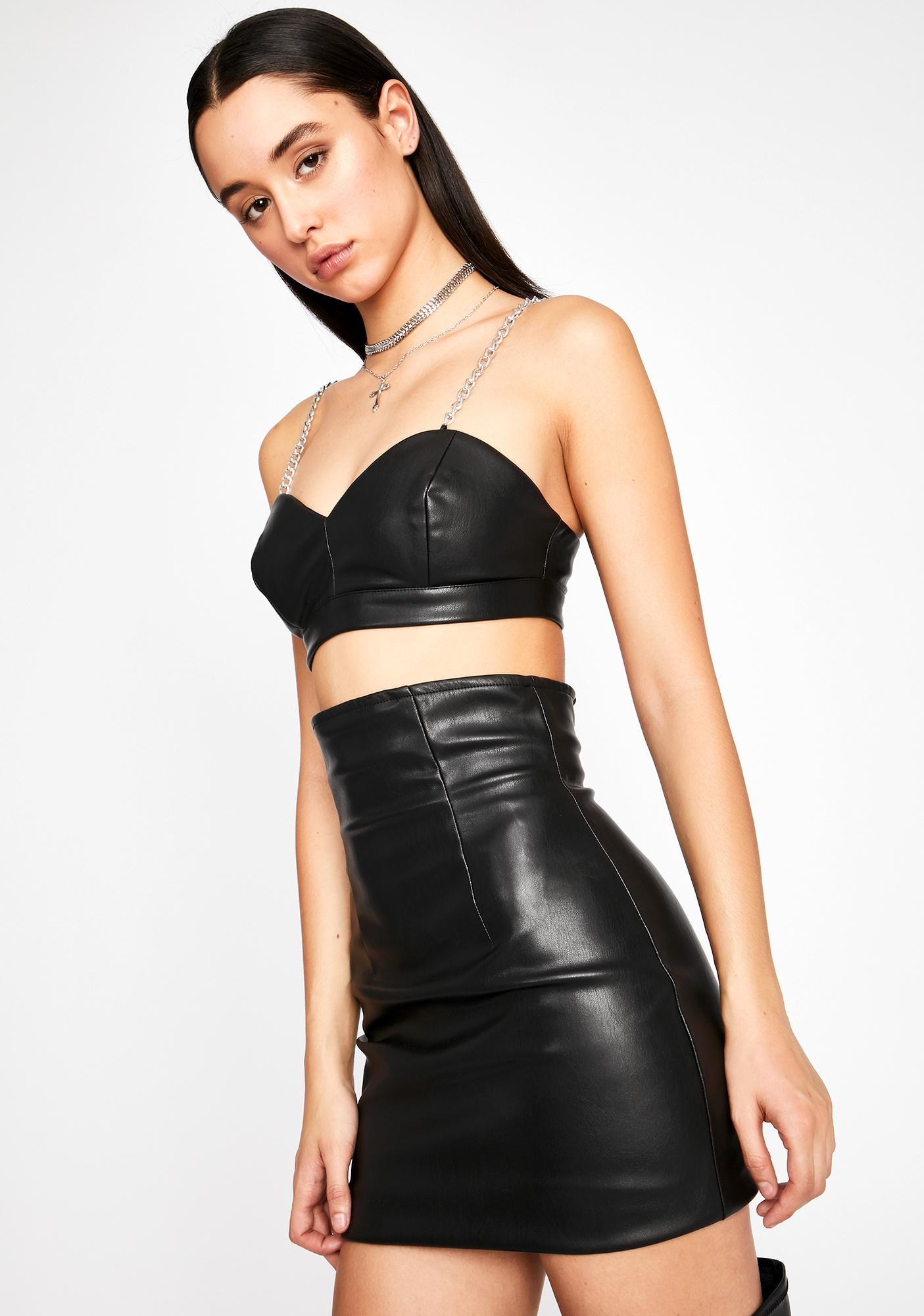 Road Raging Skirt Set