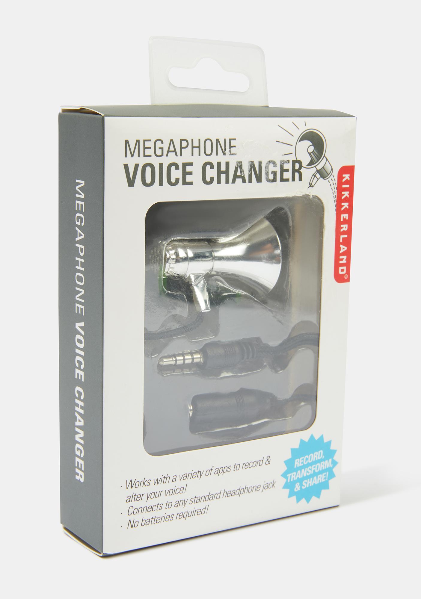 Say It Louder Mini Megaphone