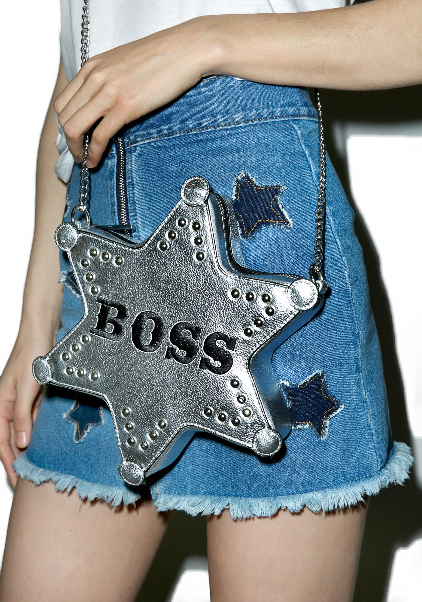 Skinnydip Boss Cross Body Bag