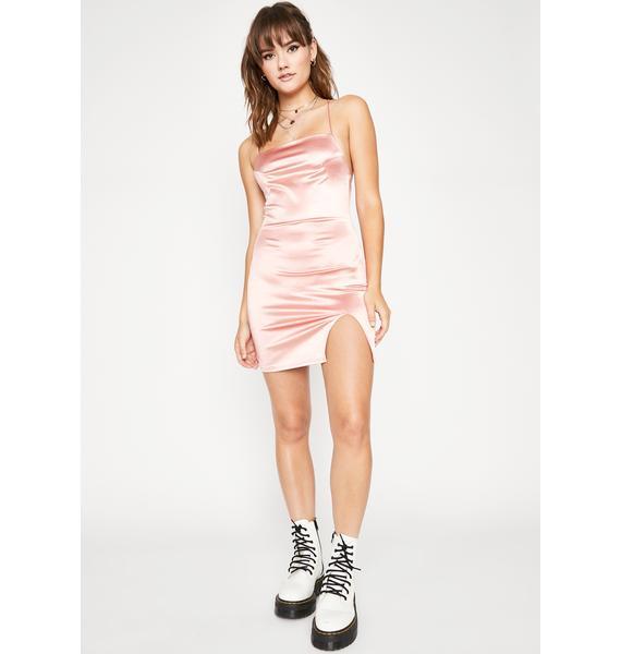 Pretty Girl's Night Mini Dress