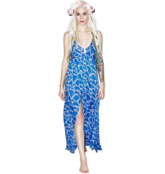 Wildfox Couture Atlantis Wrap Dress