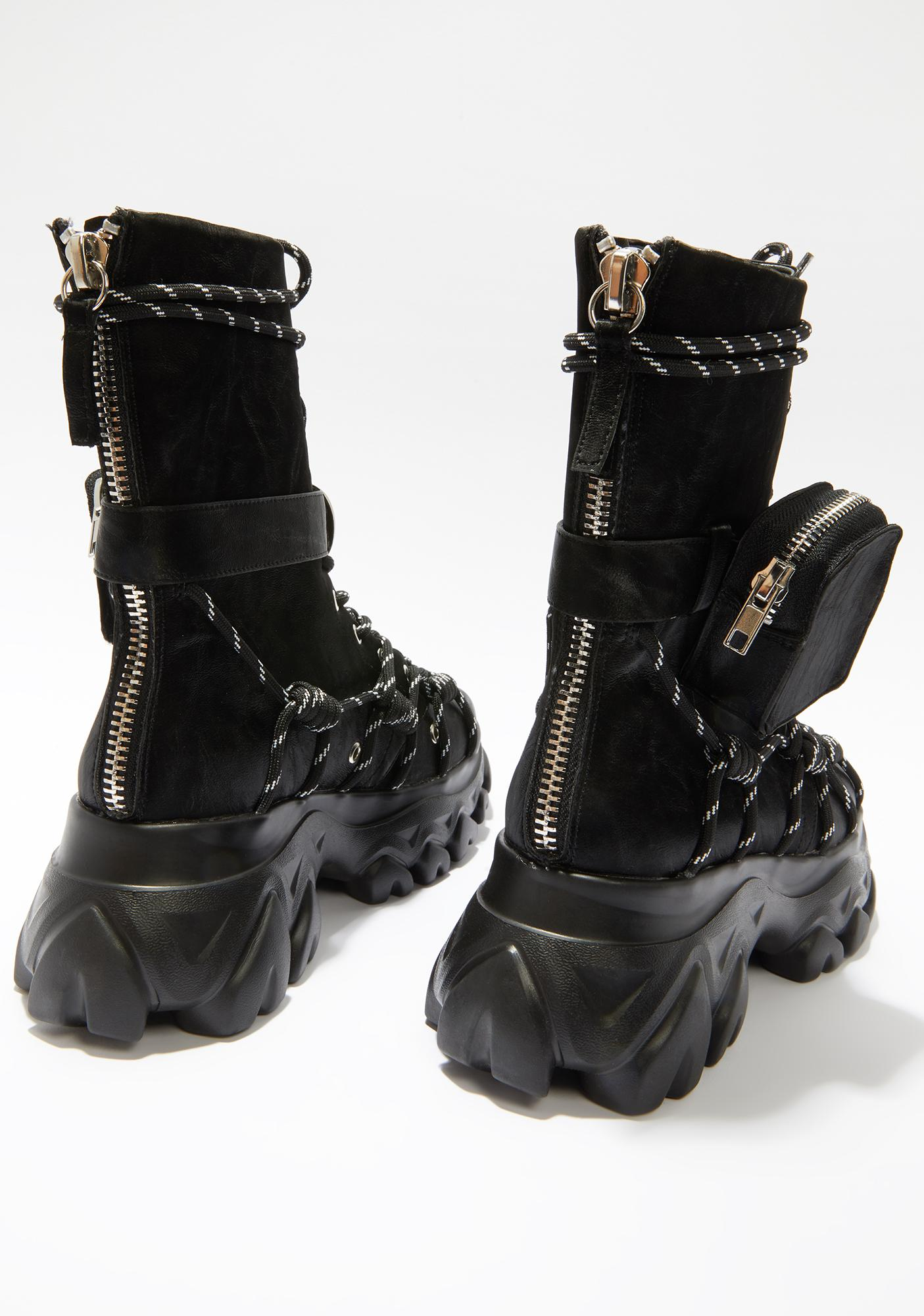 Poster Grl Like A Champ Sneaker Boots