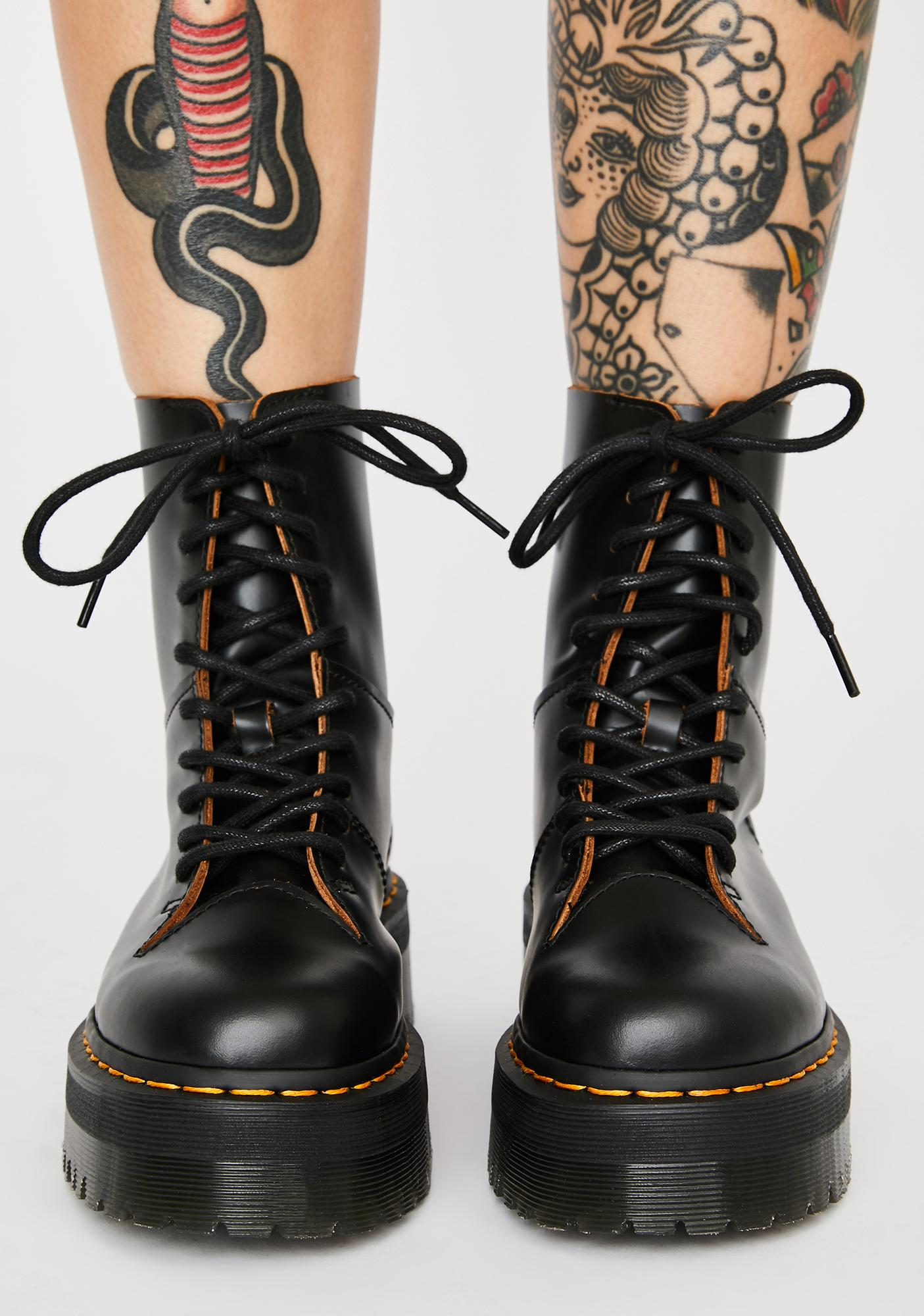 Dr. Martens Jadon Decon Platform Boots