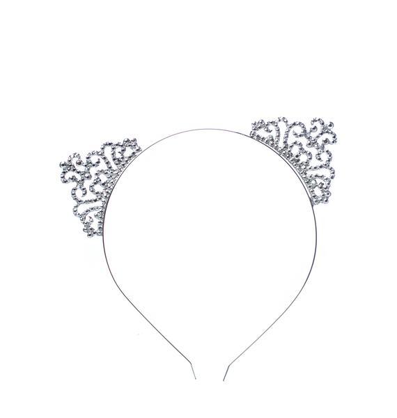 Marina Cat Ear Tiara