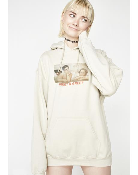 Meet And Greet Hoodie