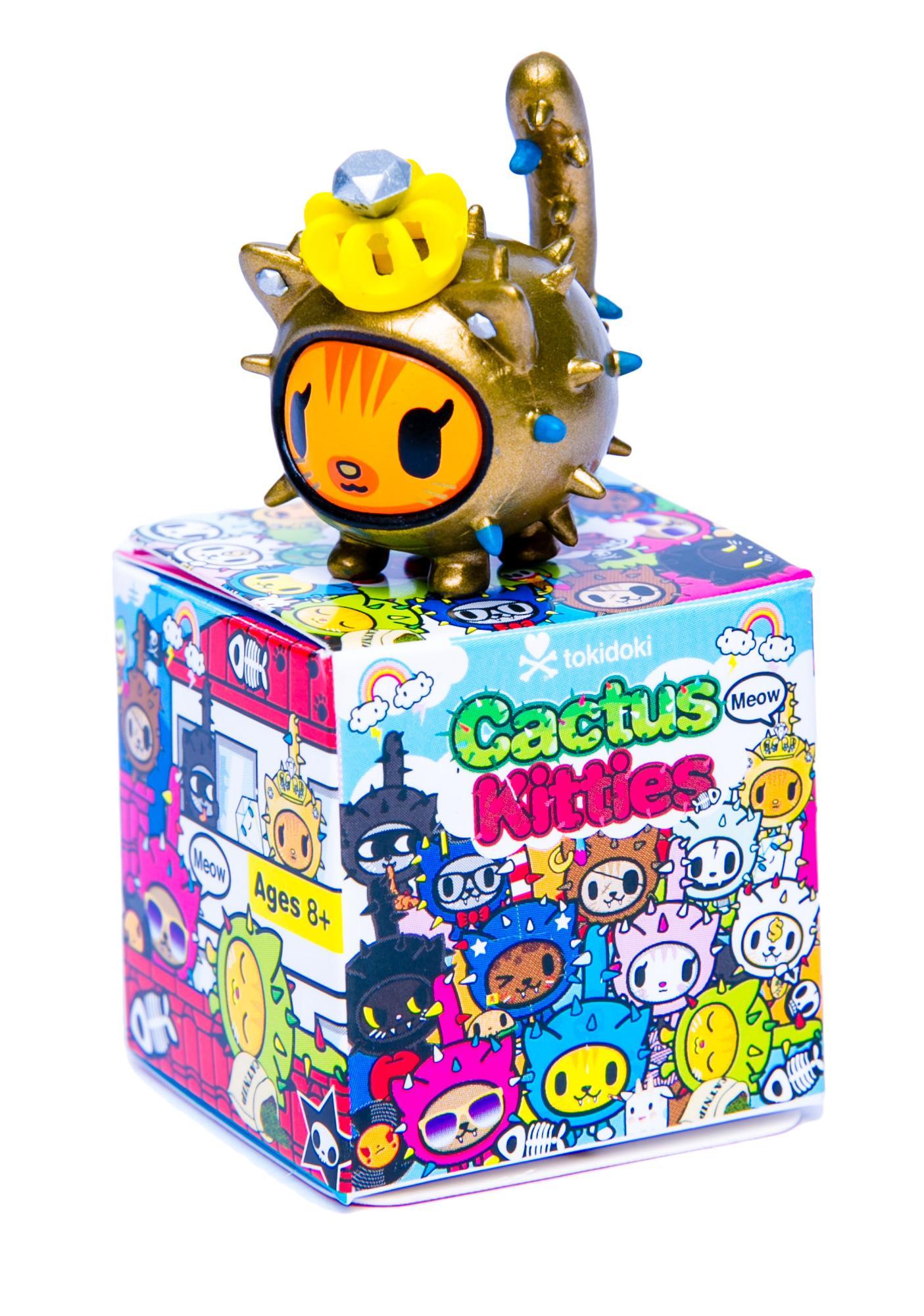 Tokidoki Cactus Kitties | Dolls Kill  Tokidoki Cactus...