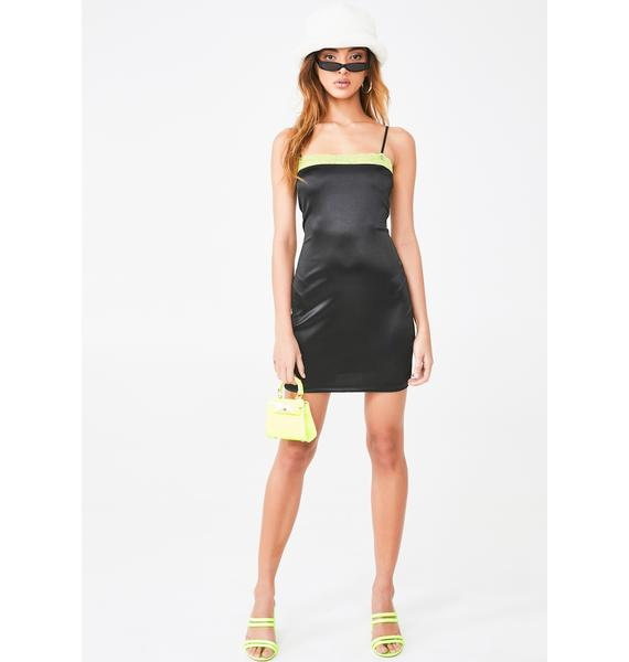 Motel Black Selah Dress