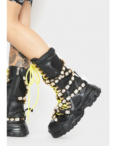 High Hopes Platform Boots