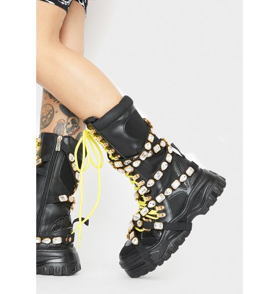 High Hopes Platform Boots