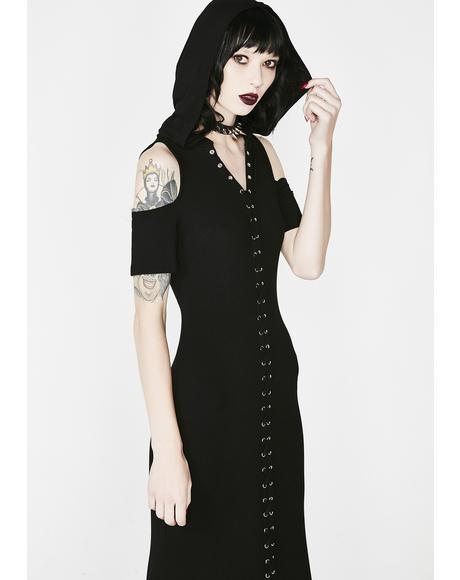 Blazing Maxi Dress