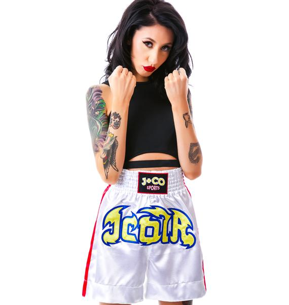 J+CO Caitlyn Thai Boxing Shorts