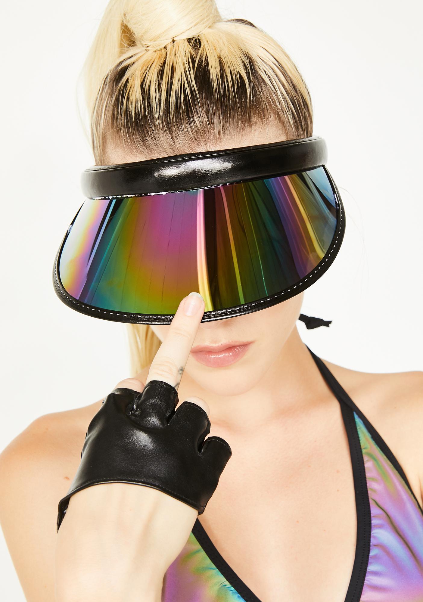 Prism Oasis Reflective Visor