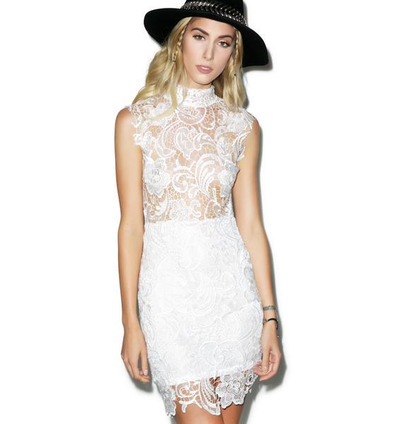Restless Lace Dress