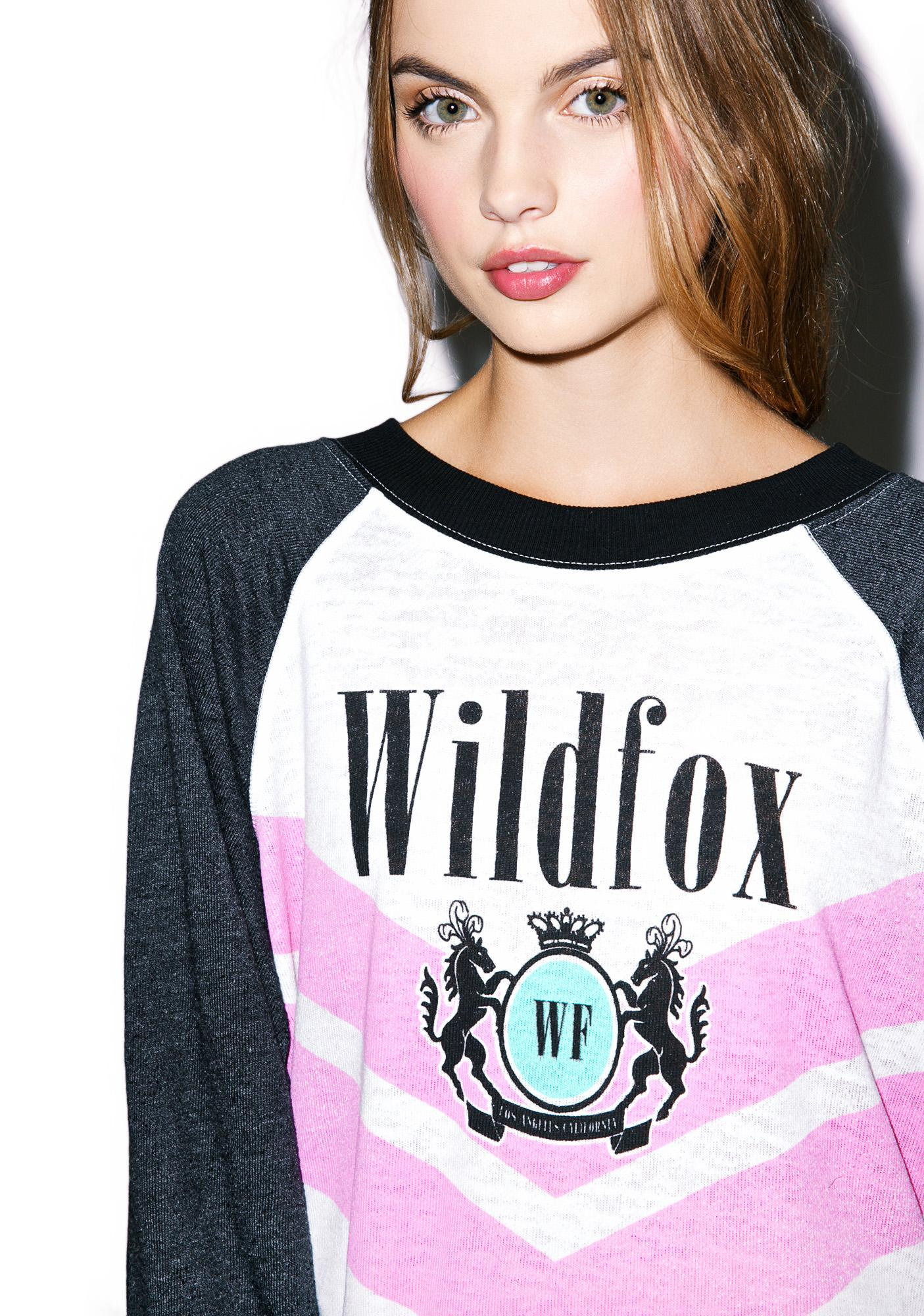 Wildfox Couture Wildfox Academy Kim's Sweater