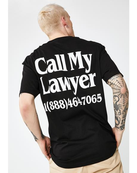 UV Legal Services Graphic Tee